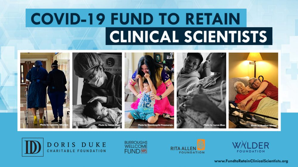 Retain Clinical Scientists